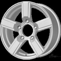 Литой диск IFree Офф-лайн 6.5x16/5x139.7 D98 ET40 нео-классик - фото 8